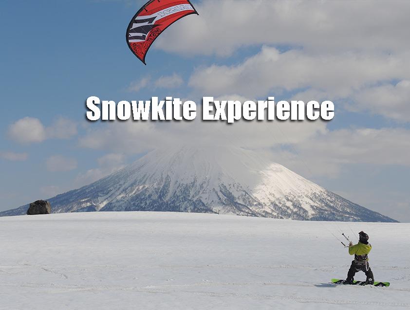 Snowkite Experience