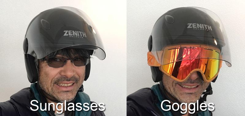 Goggles / Sunglasses